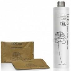 LCbio Set Collection de fleurs - Набор для лица Цветочная коллекция (маски + тоник Роза) 20шт + 400мл