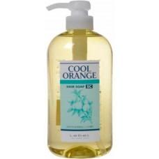 Lebel Cool Orange Hair Soap Super Cool - Шампунь для волос «Супер Холодный Апельсин» 600 мл