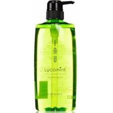 Lebel IAU Lycomint Cleansing ICY - Охлаждающий антиоксидантный шампунь 600 мл