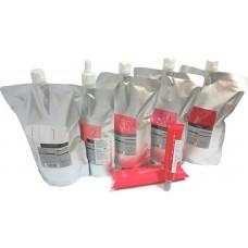 """Lebel Infinity Aurum Salon Care Professional - СПА-программа """"Абсолютное Счастье для волос"""" (7 компонентов)"""