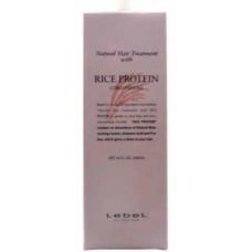 Lebel Natural Hair Soap Treatment Rice Protein - Маска для волос кондиционирующая 1600 мл