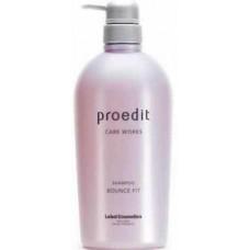 Lebel Proedit Care Works Bounce Fit Shampoo - Шампунь для мягких волос 700 мл