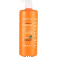 Lebel Proscenia Treatment L - Маска для окрашенных и химически завитых волос 980 мл