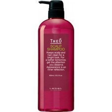 Lebel TheO Scalp Shampoo - Шампунь от выпадения волос для мужчин 600мл