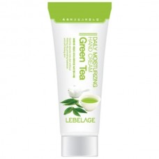 LEBELAGE Daily Moisturizing Green Tea Hand Cream - Крем для рук с ЗЕЛЁНЫМ ЧАЕМ 100мл