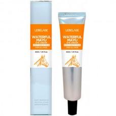LEBELAGE Eye Cream WATERFUL MAYU - Крем для глаз увлажняющий с ЛОШАДИНЫМ МАСЛОМ 40мл