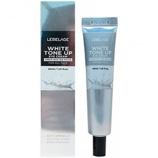 LEBELAGE Eye Cream WHITE TONE UP - Крем для глаз выравнивающий ОСВЕТЛЯЮЩИЙ 40мл