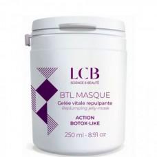 M120 LCB BTL MASQUE Gelee - Миорелаксирующая маска-желе для возрастной кожи Пептидная 250мл