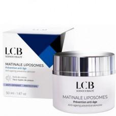 M120 LCB Creme MATINALE LIPOSOMES - Дневной антивозрастной защитный крем для лица Матиналь Липозом 50мл