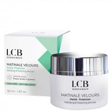 M120 LCB Creme MATINALE VELOURS - Дневной защитный крем для жирной чувствительной кожи лица Матиналь Велюр 50мл
