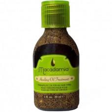 Macadamia Natural Oil Уход восстанавливающий с маслом арганы и макадамии 30 мл
