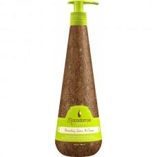 Macadamia Natural Oil Nourishing Leave-in Cream - Кондиционер несмываемый питательный с маслом арганы и макадамии 300мл