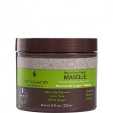 MACADAMIA Professional Nourishing Repair MASQUE - Маска увлажняющая восстанавливающая для волос 236мл