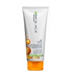 MATRIX BIOLAGE OIL RENEW Multi-Tasking Oil-In-Cream - Несмываемый уход для пористых волос 200мл