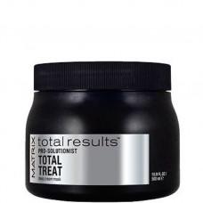 MATRIX total resalts™ PRO-SOLUTIONI Mask - Крем-маска для глубокого восстановления волос 500мл