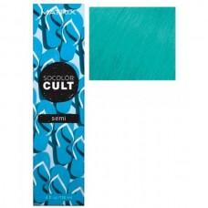 MATRIX SOCOLOR CULT DIRECT Aqua Bay - Крем-краска с пигментами для волос МОРСКАЯ ЛАГУНА 118мл