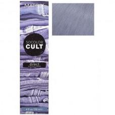 MATRIX SOCOLOR CULT DIRECT Stonewashed Denim - Крем-краска с пигментами для волос ВЫЦВЕТШИЙ ДЕНИМ 118мл