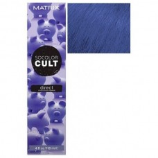 MATRIX SOCOLOR CULT DIRECT Dusty Purple - Крем-краска с пигментами для волос ПЫЛЬНЫЙ СИРЕНЕВЫЙ 118мл