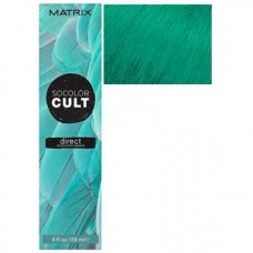 MATRIX SOCOLOR CULT DIRECT Dusty Teal - Крем-краска с пигментами для волос ПЫЛЬНЫЙ БИРЮЗОВЫЙ 118мл