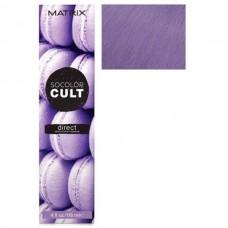 MATRIX SOCOLOR CULT DIRECT Lavender Macaron - Крем-краска с пигментами для волос ЛАВАНДОВЫЙ ДЕСЕРТ 118мл