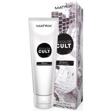 MATRIX SOCOLOR CULT DIRECT Disco Silver - Крем-краска с пигментами для волос СЕРЕБРО ДИСКО 118мл