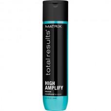 MATRIX total resalts™ HIGH AMPLIFY Conditioner - Кондиционер для объема тонких волос с протеинами 300мл
