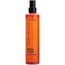 MATRIX total resalts™ MEGA SLEEK Iron Smoother - Термозащитный спрей для гладкость непослушных волос 250мл