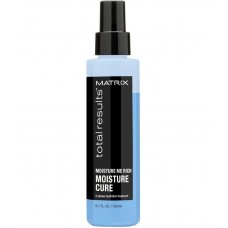 MATRIX total resalts™ MOISTURE ME RICH Moisture Cure - Несмываемый увлажняющий 2-фазный уход 150мл