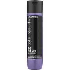 MATRIX total resalts™ SO SILVER Conditioner - Кондиционер для питания сухих волос БЛОНД 300мл