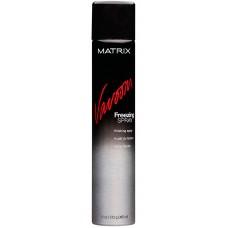 MATRIX VAVOOM Freezing Spray Extra Full - Лак-спрей ЭКСТРА-СИЛЬНОЙ фиксации 500мл