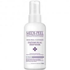 MEDI-PEEL Enzyme dual deep mask - Маска кислородная энзимная с эффектом пилинга 150мл