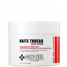 MEDI-PEEL Naite thread neck cream - Крем для шеи подтягивающий с пептидным комплексом 100мл