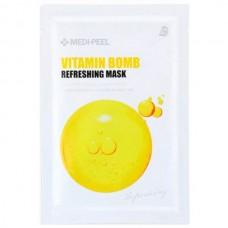 MEDI-PEEL Vitamin bomb mask - Маска освежающая с витаминным комплексом 25мл