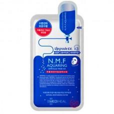 MEDIHEAL N.M.F Aquaring Ampoule Mask - Маска для лица тканевая увлажняющая с КЕРАМИДАМИ 25мл