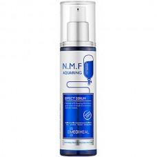 MEDIHEAL N.M.F Aquaring Effect Serum - Сыворотка для лица увлажняющая с МОРСКОЙ ВОДОЙ 55мл