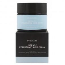 MILLELURE Intense Hyaluronic Acid Cream - Крем для лица с ГИАЛУРОНОВОЙ КИСЛОТОЙ 100мл