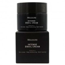 MILLELURE Intense Snail Cream - Крем для лица с экстрактом МУЦИНА УЛИТКИ 100мл