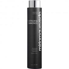 Miriamquevedo PLATINUM & DIAMONDS The Volume Luxurious Shampoo - Бриллиантовый шампунь-люкс с платиной для придания объема 250мл