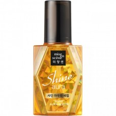 mise en scene Shine aura diamond oil SERUM - Сыворотка для блеска волос c АЛМАЗНОЙ ПУДРОЙ 70мл