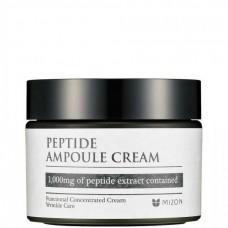 MIZON Peptide Ampoule Cream - Крем для лица Антивозрастной с ПЕПТИДАМИ 50мл