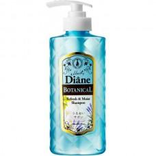 Moist Diane Botanical REFRESH & MOIST SHAMPOO - Шампунь для волос Бессульфатный ПИТАНИЕ 480мл