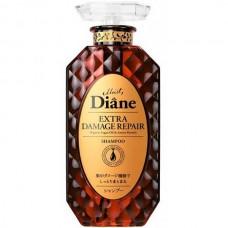 Moist Diane Extra Damage Repair SHAMPOO - Шампунь для волос Кератиновый ВОССТАНОВЛЕНИЕ 450мл