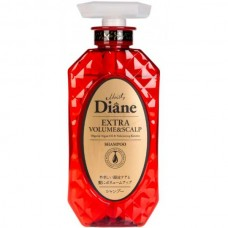 Moist Diane Extra Volume & Scalp SHAMPOO - Шампунь для волос Кератиновый ОБЪЁМ 450мл