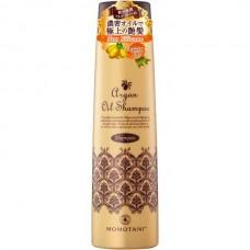 MOMOTANI Organic Argan Oil Shampoo - Шампунь для волос Питательный с МАСЛОМ АРГАНЫ 290мл
