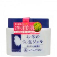 MOMOTANI White Moisture Gel Cream - Гель-крем для лица и тела Увлажняющий с ЭКСТРАКТОМ РИСА 230гр