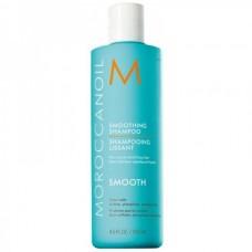 Moroccanoil Smoothing Shampoo - Разглаживающий безсульсфатный шампунь 250мл