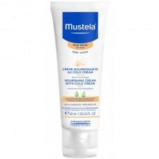 Mustela Bebe Nourishing Cream with Cold Cream - Питательный крем для лица с Кольд-кремом 40мл
