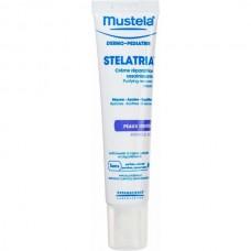 Mustela Dermo-Pediatrics Stelatria Creme - Крем-эмулсия питательная Восстанавливающая 40мл