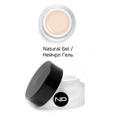 nano professional Gel - Гель для моделирования на форме Natural Gel 5мл