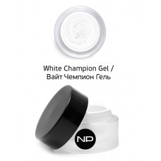 nano professional Gel - Гель для моделирования на форме White Champion Gel 5мл